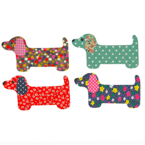 Sass and Belle Dachshund Nail File