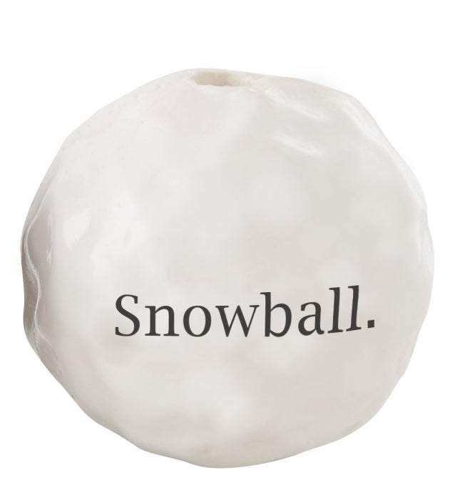 Planet Dog Orbee Tuff Snowball