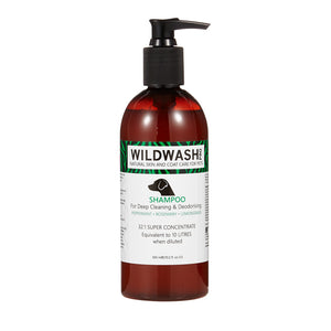 Wildwash Pro Deep Cleaning and Deodorising Shampoo