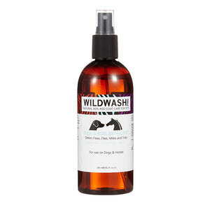 Wildwash Pro Flea and Bug Repellent
