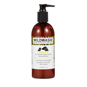 Wildwash Pro Puppy and Sensitive Coat Shampoo