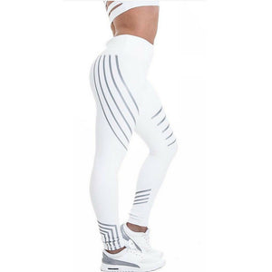 Womens Mesh Yoga Leggings