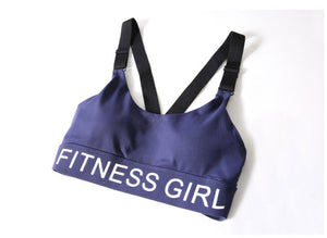 Push Up Fitness Bras