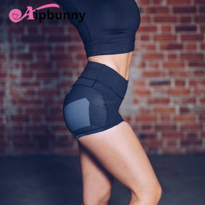 Women's Sports Yoga Shorts