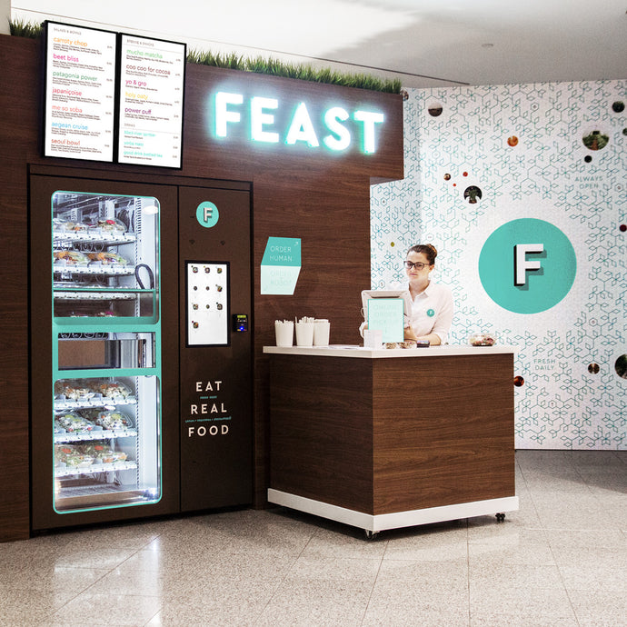 Feast Retail is Open for Business