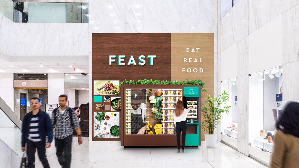 Feast Automated Kiosk