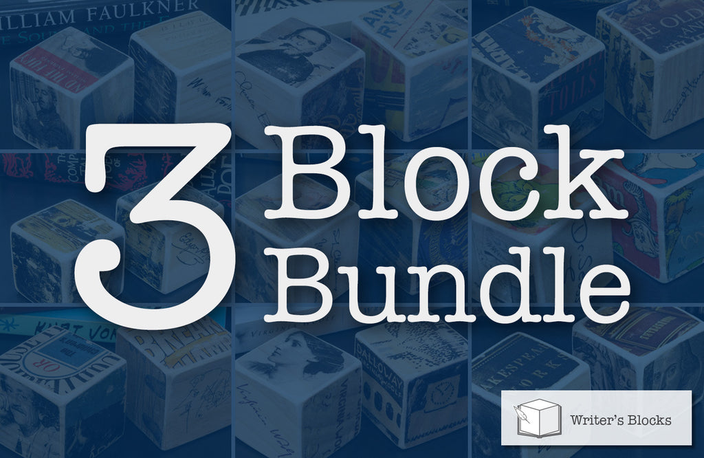 Writer's Block: 3 Block Bundle