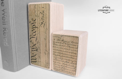 Literary Bookend: The United States Constitution