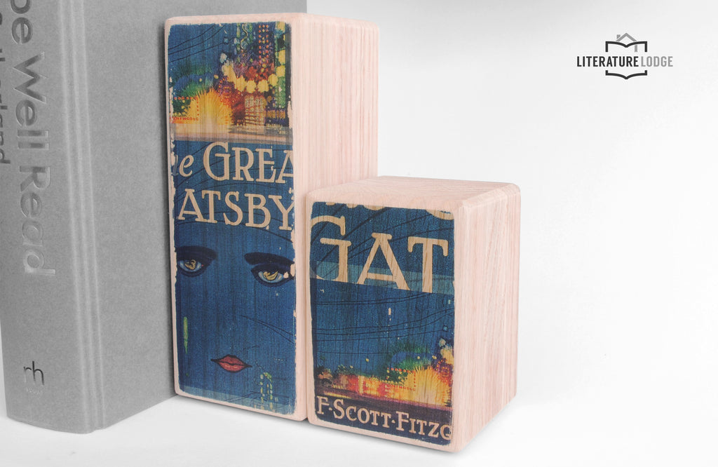 Literary Bookend: The Great Gatsby (F. Scott Fitzgerald)