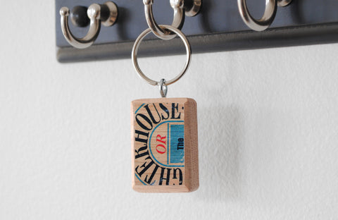 Literary Keychain: Slaughterhouse-Five (Kurt Vonnegut)