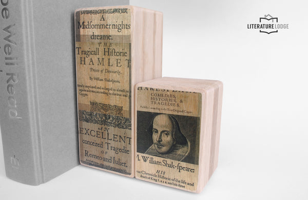 Literary Bookend: William Shakespeare