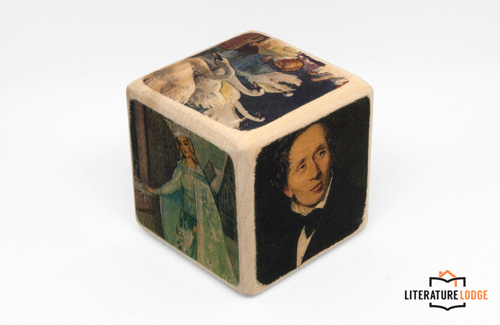 Writer's Block: Hans Christian Anderson