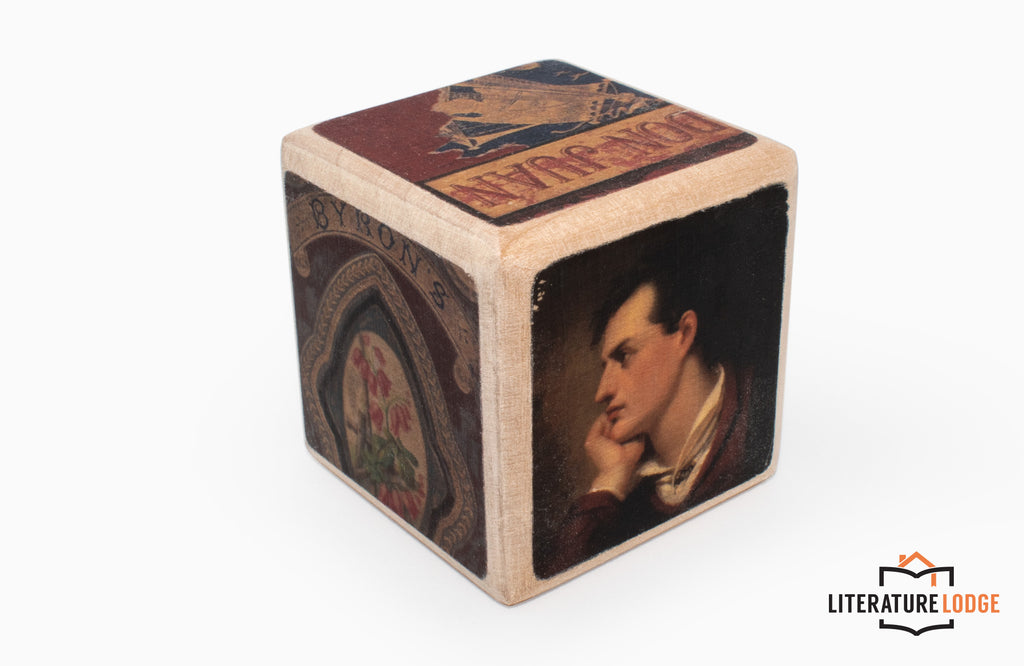 Writer's Block: Lord Byron