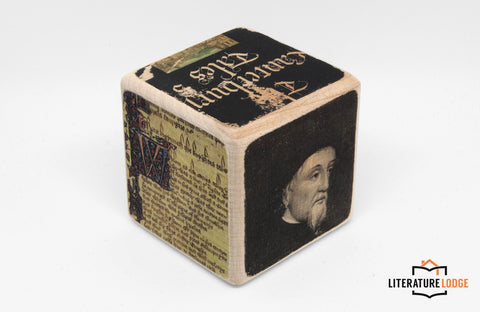 Writer's Block: Geoffrey Chaucer (The Canterbury Tales)