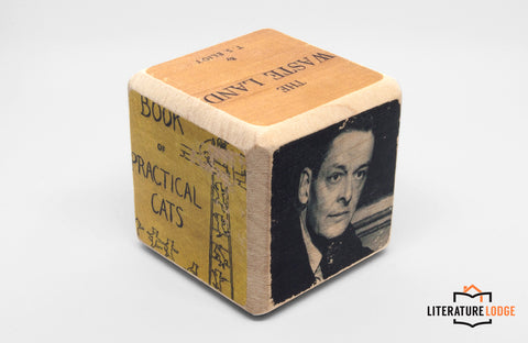 Writer's Block: T.S. Eliot