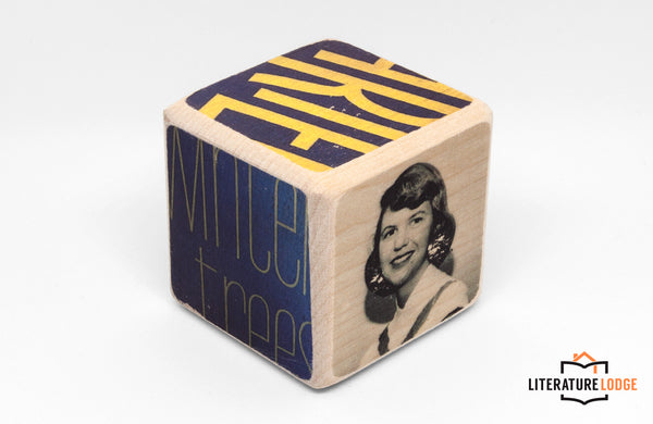 Writer's Block: Sylvia Plath
