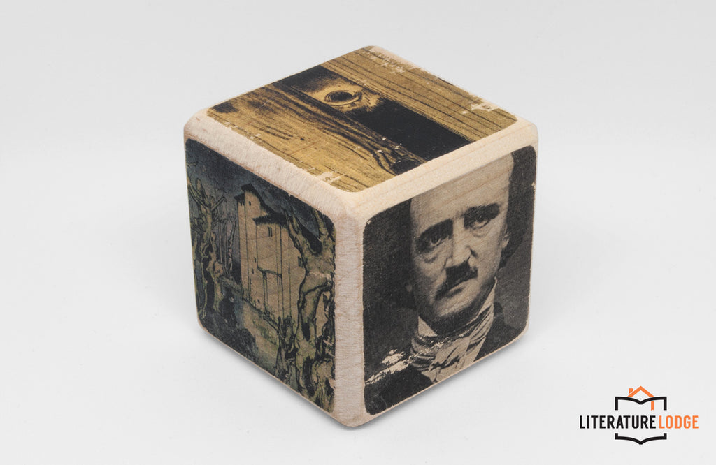 Writer's Block: Edgar Allan Poe