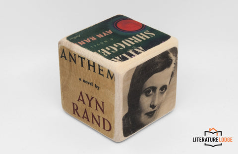 Writer's Block: Ayn Rand
