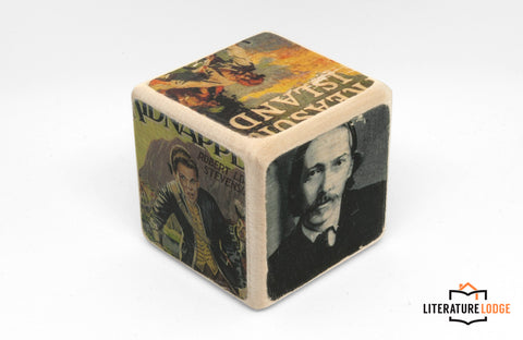 Writer's Block: Robert Louis Stevenson