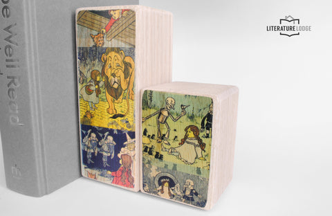 Literary Bookend: The Wonderful Wizard of Oz (L. Frank Baum)