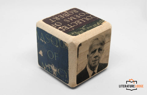 Writer's Block: Robert Frost