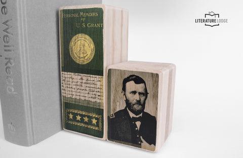 Literary Bookend: Ulysses S. Grant