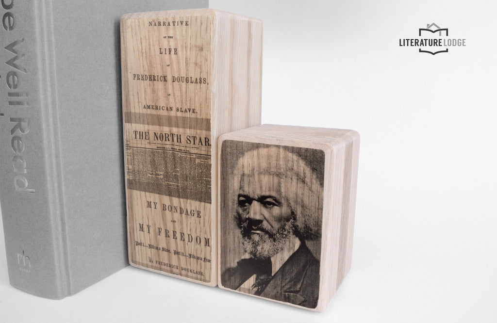 Literary Bookend: Frederick Douglass