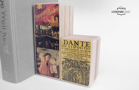 Literary Bookend: The Divine Comedy (Dante Alighieri)