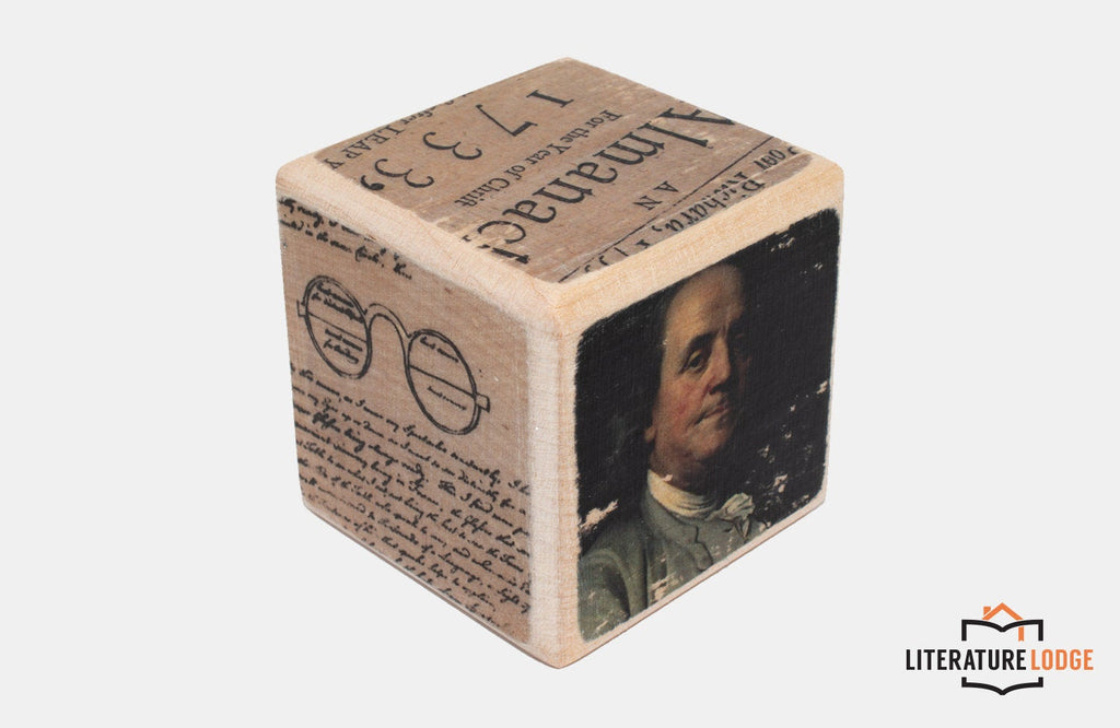 Writer's Block: Benjamin Franklin