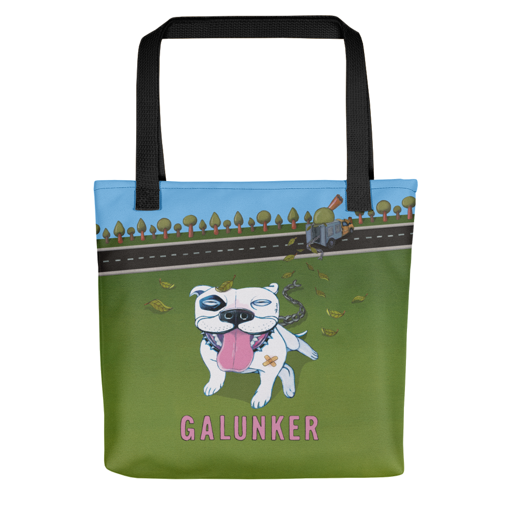 Galunker's 'Got You Covered' Tote bag - Galunker