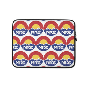 No Kill Colorado Laptop Sleeve