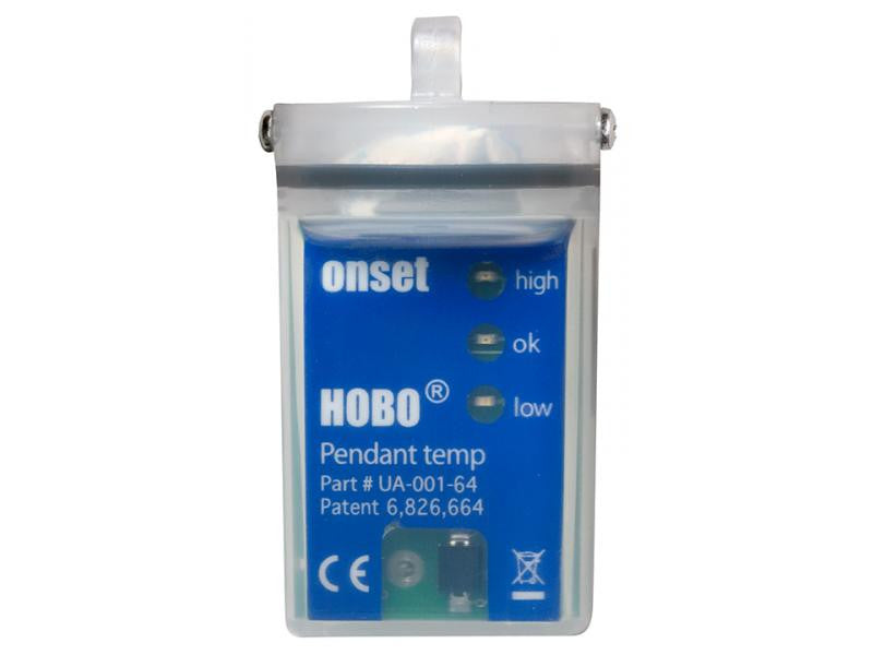 HOBO 64K Pendant Temperature/Alarm (Waterproof) Data Logger