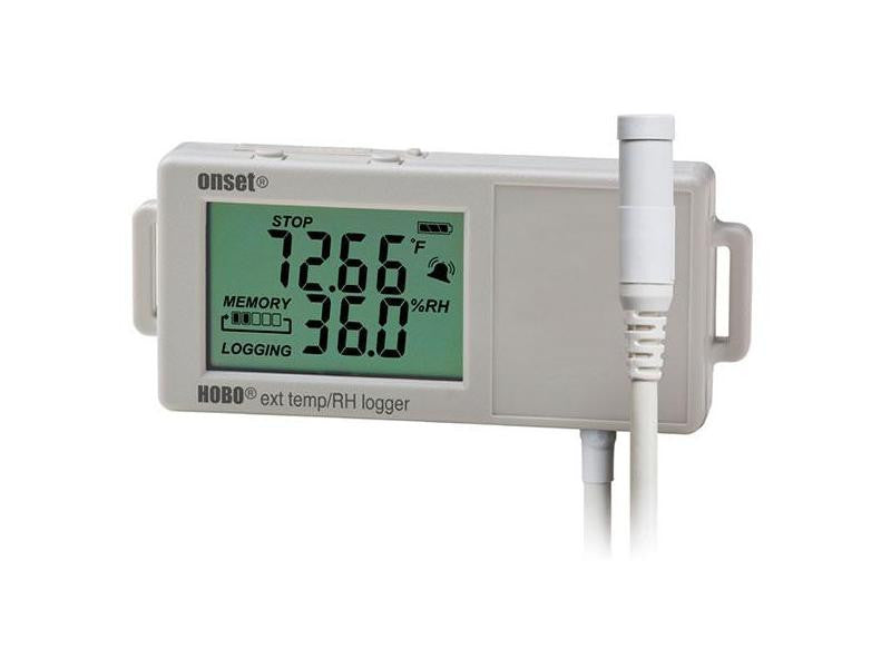 HOBO External Temp/RH Data Logger