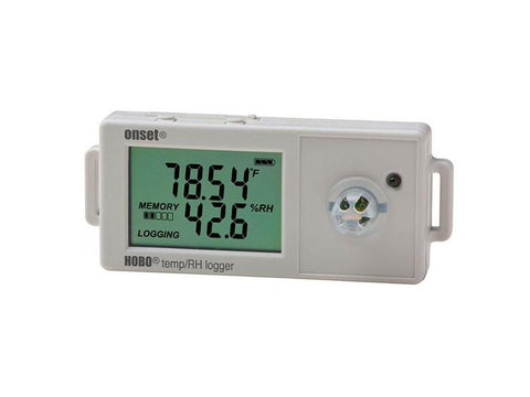 HOBO Temp/RH 2.5% Data Logger