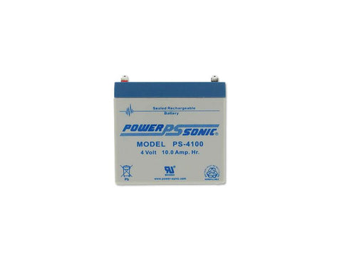 Replacement 10 Ahr Battery for U30 and RX3000