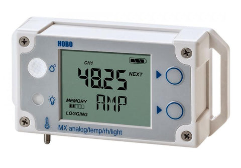 Analog/Temp/RH/Light Data Logger