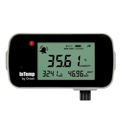 InTemp Temp/Relative Humidity Data Logger (CX450)