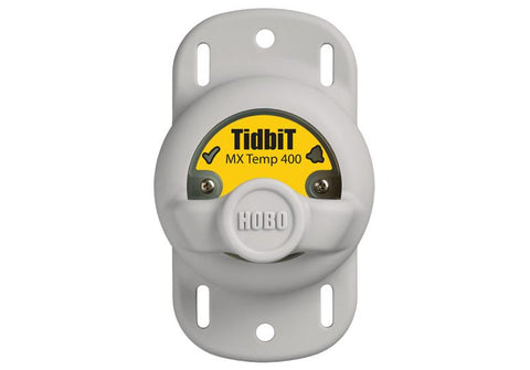 HOBO TidbiT MX Temperature 400' Data Logger