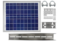 15 Watt Solar Panel Power