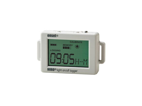 HOBO Extended Memory Light On/Off Data Logger