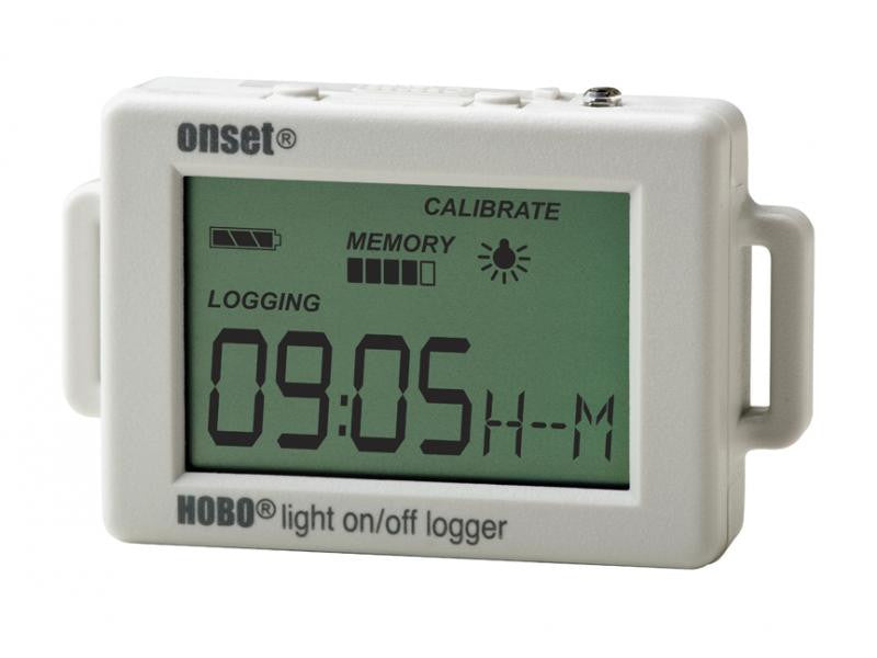 HOBO Light On/Off Data Logger