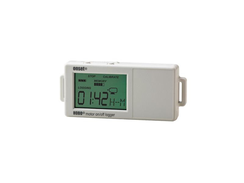 HOBO Extended Memory Motor On/Off Data Logger