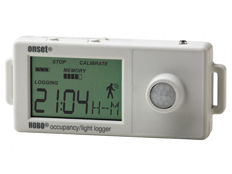 HOBO Occupancy/Light (5m Range) Data Logger