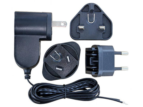 AC Power Adapter for 3rd Party Sensors up to 400mA @12vdc Power