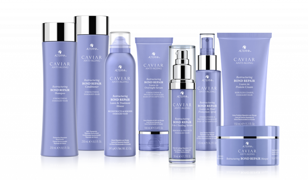 Alterna Caviar Anti Aging Hair Care - Bond Repair Range