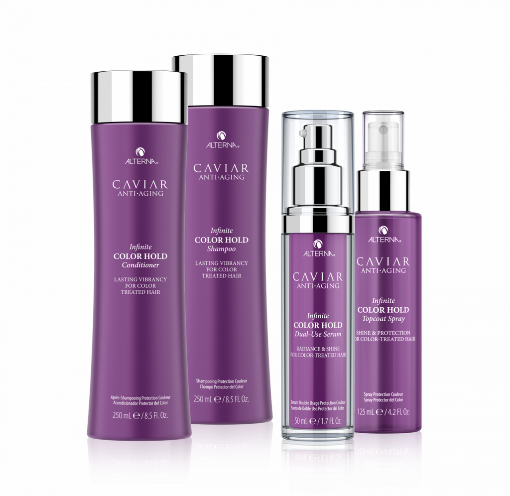 Alterna Caviar Anti Aging Hair Care - Infinite Color Hold Range