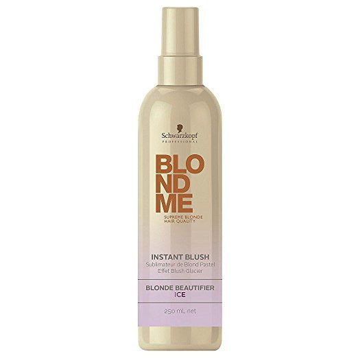 BLONDEME Instant Blush Temporary Hair Color- ICE - 250ML