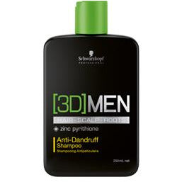 3D Men Anti Dandruff Shampoo