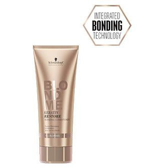 Schwarzkopf BLONDME Keratin Restore Blonde Conditioner 200ml