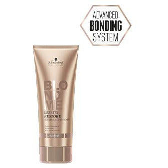 BLONDME Keratin Restore Bonding Conditioner - All Blondes 200ml